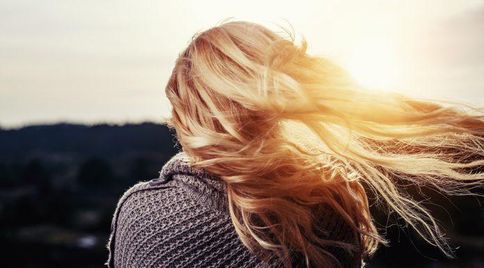 Olej konopny do włosów